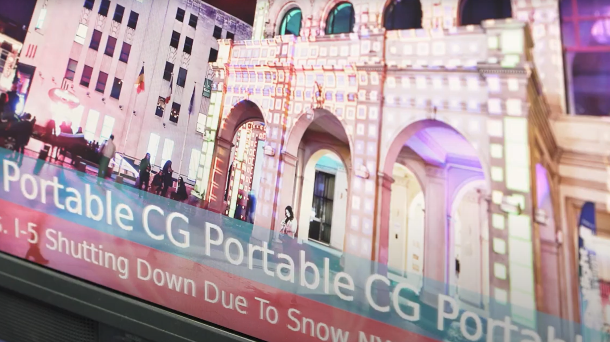 Welcome to CG-Portable-A!